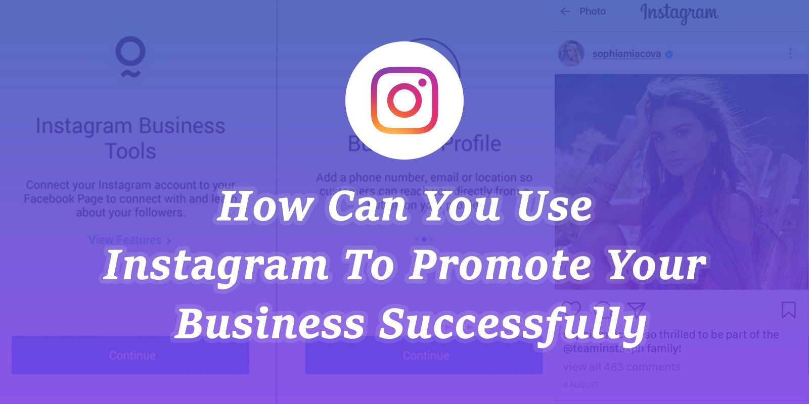 Use Instagram for Business: Tips