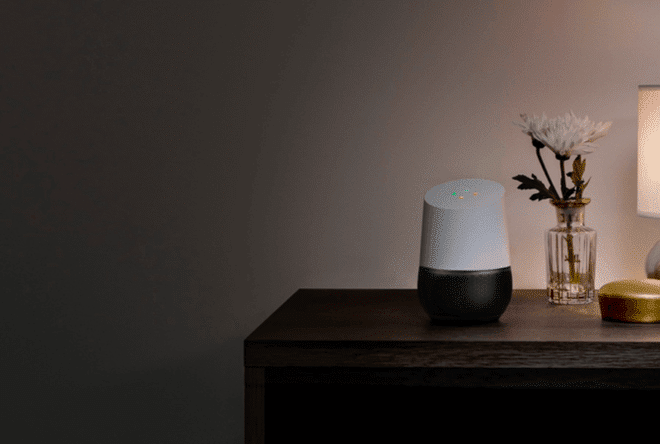 Which devices supply Google Assistant?