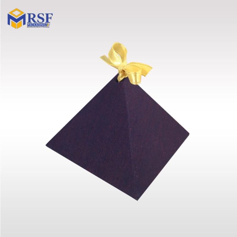 black pyramid boxes