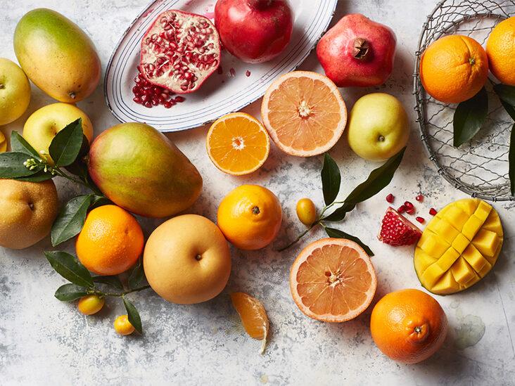 15 Fruits With Amazing Health Benefits