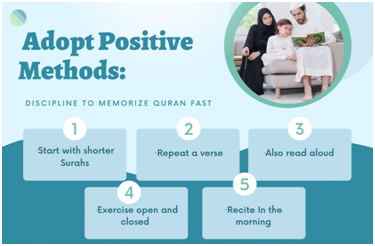 Adopt positive methods