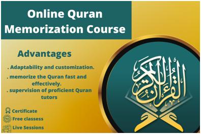 Get enroll in Online Quran memorization course
